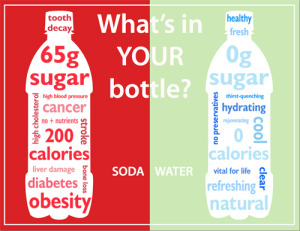What's in YOUR bottle? Are you drinking to your Health or to your death?