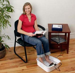 IonCleanse Foot Detox